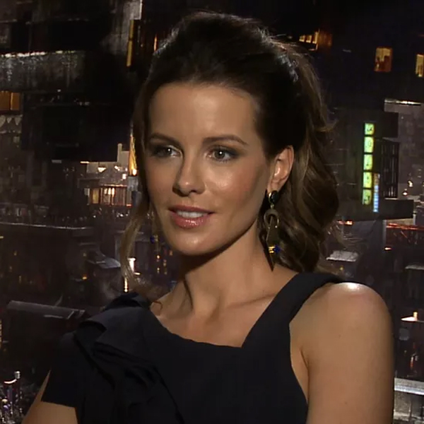 Kate Beckinsale without Makeup
