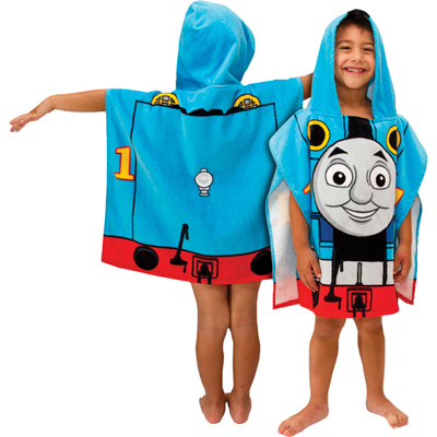 Poncho kids Towels
