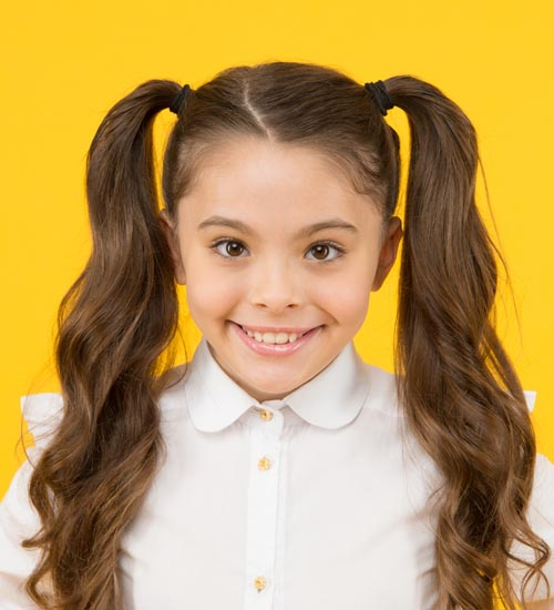 Ponytail Hairstyles For School 1