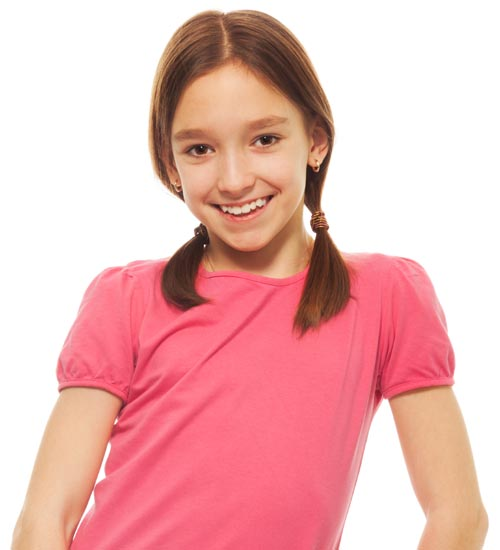Ponytail Hairstyles For School 3