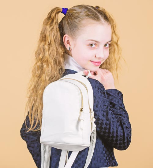Ponytail Hairstyles For School 6