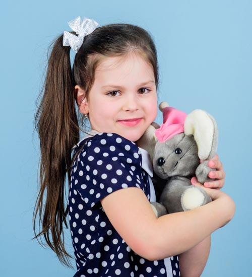 Ponytail Hairstyles For School 9