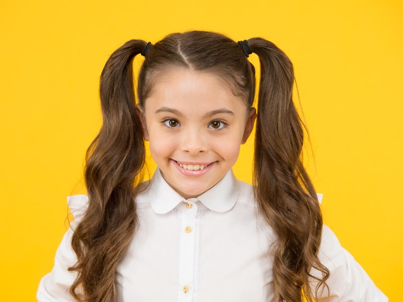 10 Edgy And Sleek Ponytail Hairstyles For School Girls Styles At Life