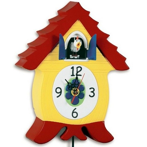 Poultree Toy Cuckoo Clocks