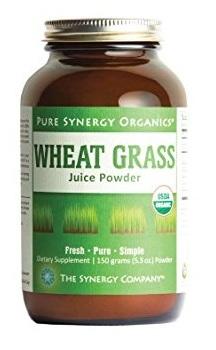 Pure Synergy Organic Wheatgrass Powder