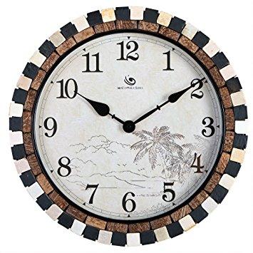 Quality Quartz Metal Wall Clock