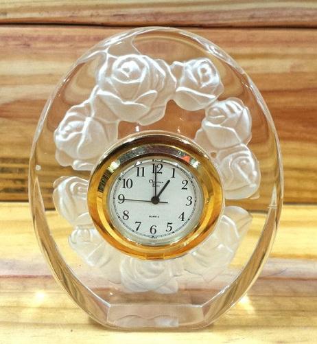Quartz Crystal Clock
