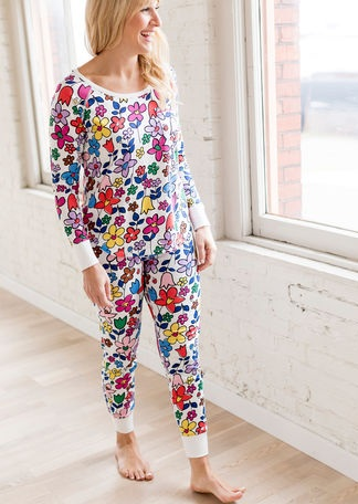 Raglan Sleeved Comfy Pajama Set