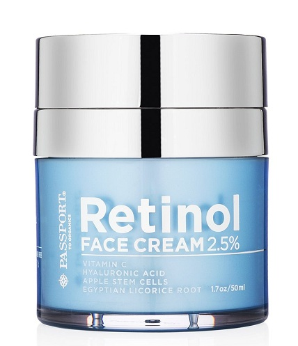 Retinol Cream to Remove Wrinkles on Hands