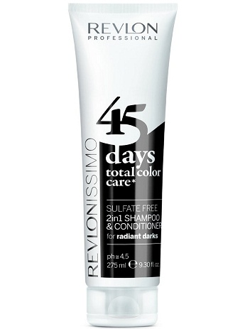 Revlon 45 Days 2 in 1 Shampoo & Conditioner for Radiant Darks