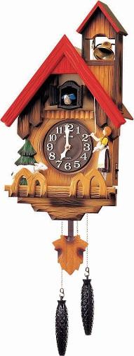 Rhythm Cuckoo Clock