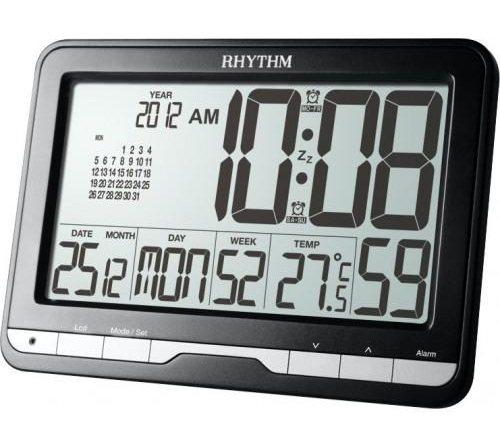 Rhythm Digital Clock