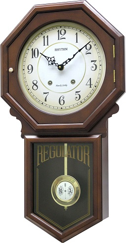 Rhythm Grandfather Clock