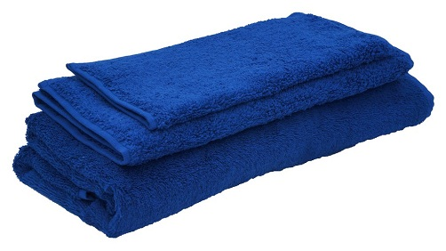 Royal Blue Terry Towel