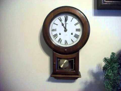 School Chiming Clock
