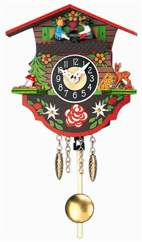 Seesaw Clock