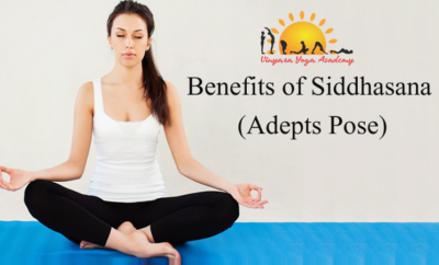 Siddhasana - How To Do And Its Benefits