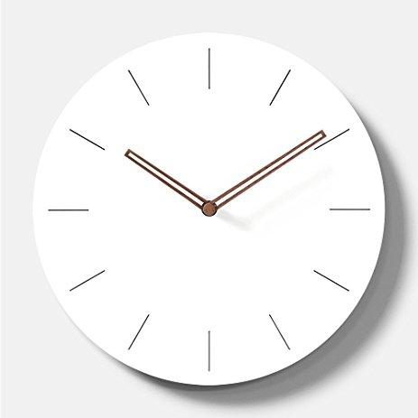 Simple Modern Wall Clock