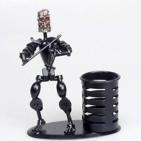 Skeleton Pen Cart Birthday Gift