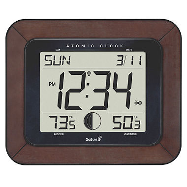 Skyscan Atomic Clock
