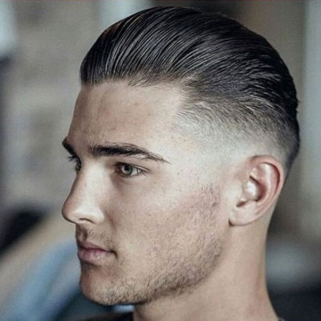 9 Awesome Brush Back Hairstyles For Men With Images Styles