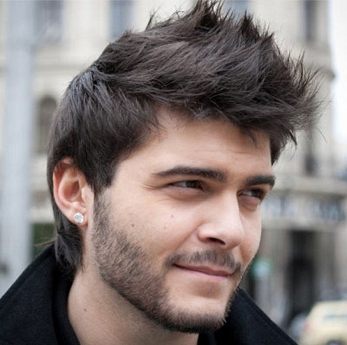 Spike Hipster Hairstyle