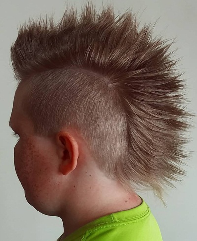 Spikey Hairstyles for Men 9