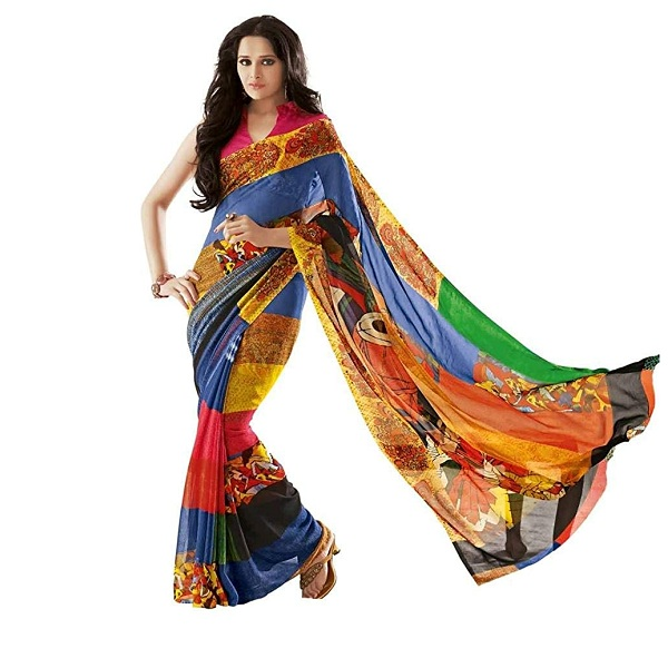 Stunning Vipul Sarees With Pictures