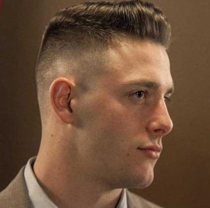 Stylish Marine Haircut