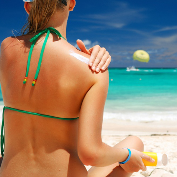 how to use sunscreen lotion
