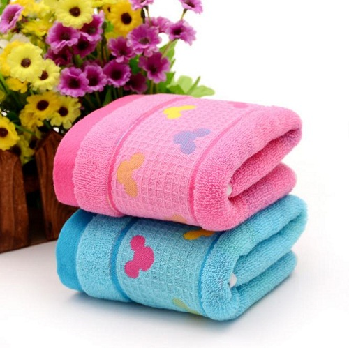 Super soft Cotton kids Towels