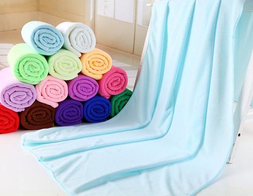 Super-Soft Microfiber Towel