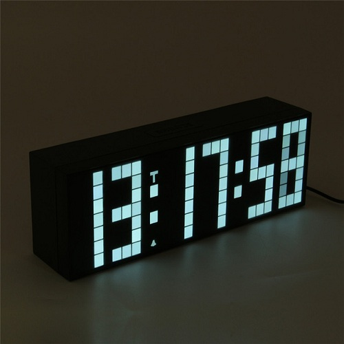 Table Decor Digital Countdown Clocks