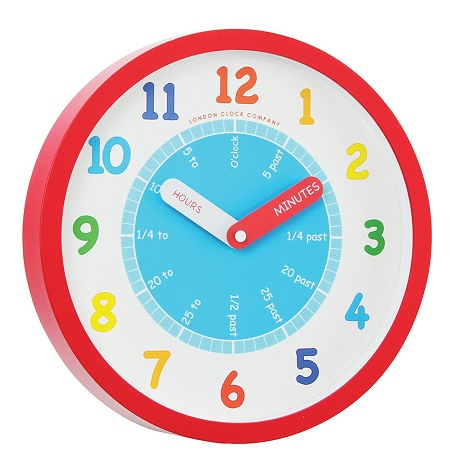Tell Time Clock