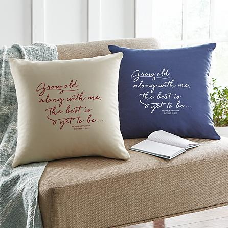 Throw Pillow Birthday Gifts