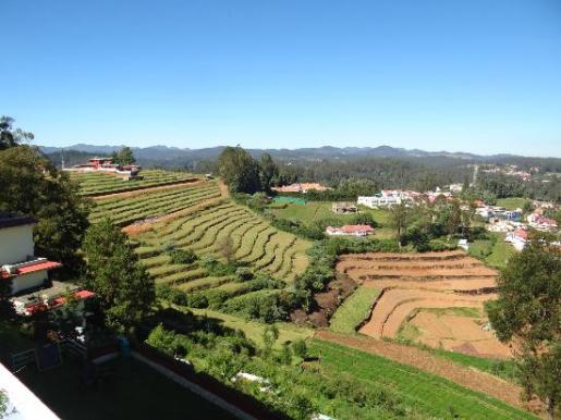 Tiger Hill Of Ooty