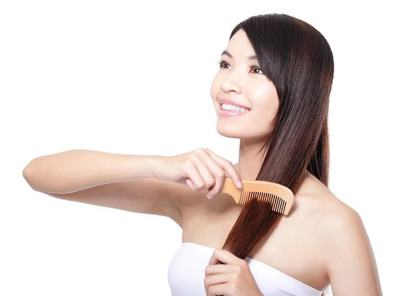Tips for Shiny and Lustrous Hair