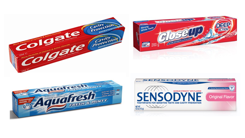 Toothpastes For Your Teeth