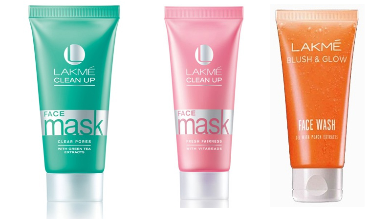 Lakme Face washes