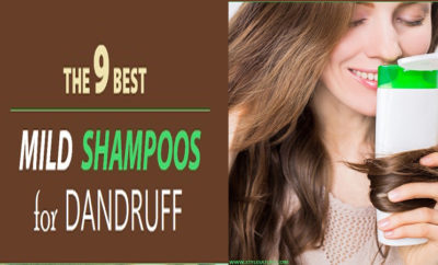 Mild Shampoos For Dandruff