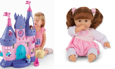 Toys for Baby Girls
