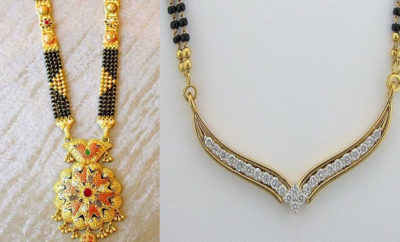 Traditional Indian Mangalsutra Designs with Pictures