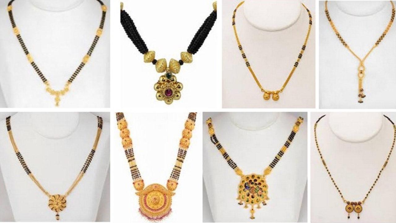 15 Traditional Maharashtrian Mangalsutra Designs Styles At