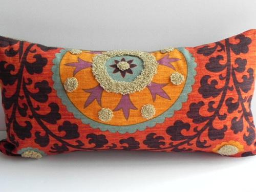 Tribal Printed Pillow