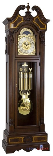 Tubular Grandfather Clock Chimes