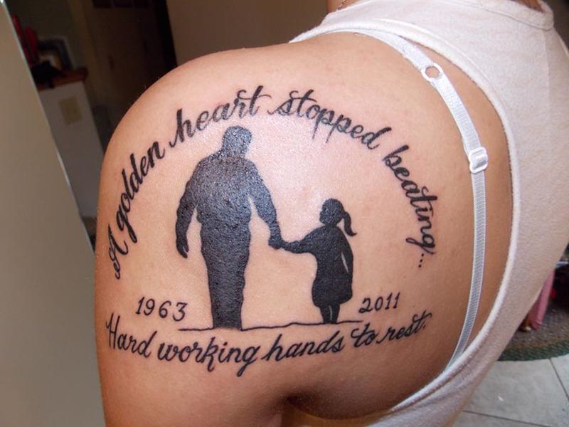Unforgettable Memorial Tattoos