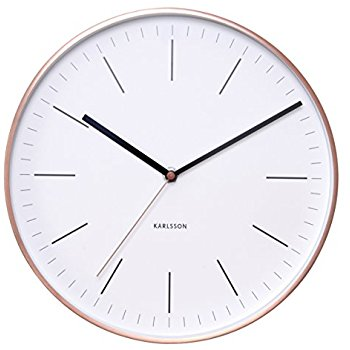 Unique Numbered Designer Wall Clocks