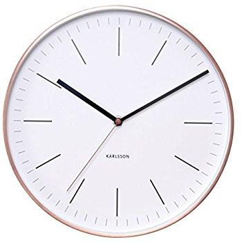 Unique Numbered Designer Wall Clocks