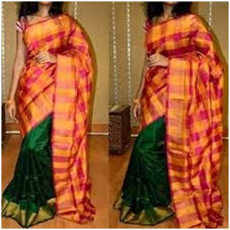 c1e87e6508cdcf Latest Collection of Uppada Sarees That Will Gives A Regal Look