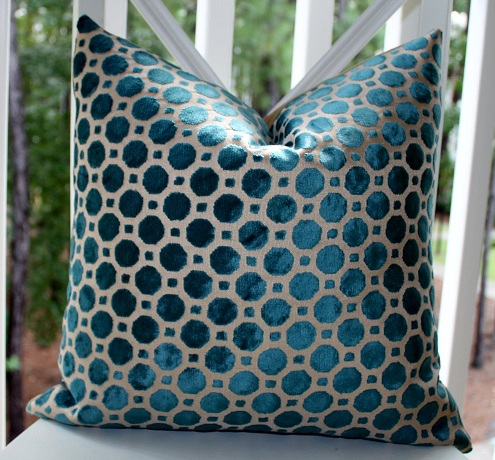 Vibrant Decorative Pillow